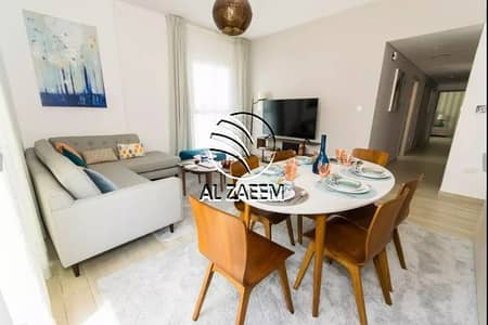1 Bedroom Apartment for Sale in Yas Island, Abu Dhabi - Waterfront Living In This 1BR Apartment In Waters Edge
