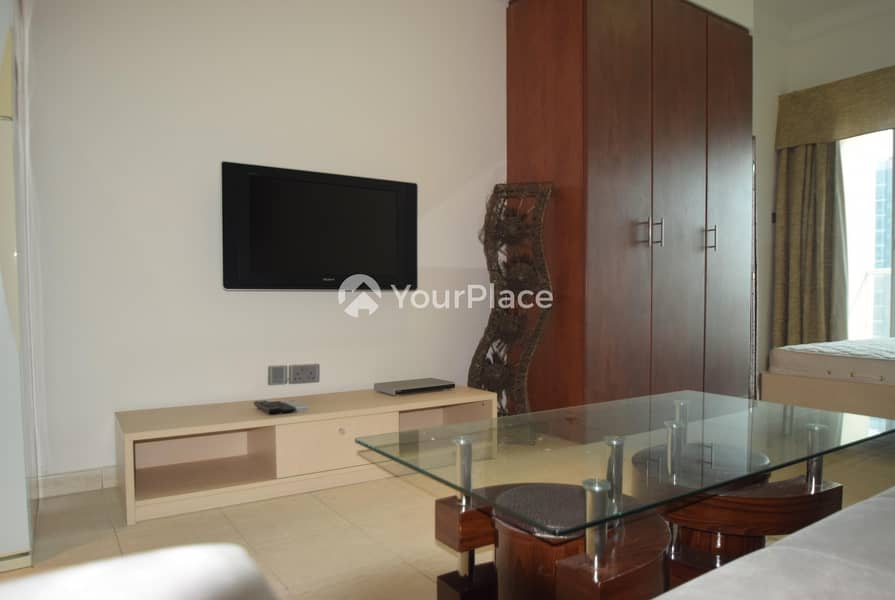 2 Exclusive Fully Furnished  Studio I Available Now I JLT