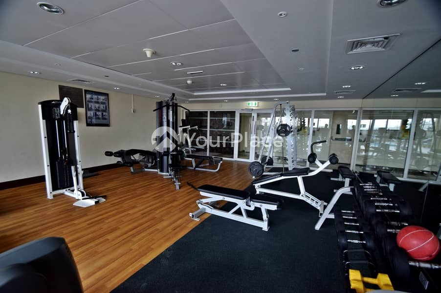 10 Exclusive Fully Furnished  Studio I Available Now I JLT