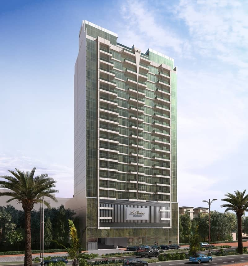 16 Special Offer Spacious 1 Bedroom on High Floor  I Jumeirah Village Circle