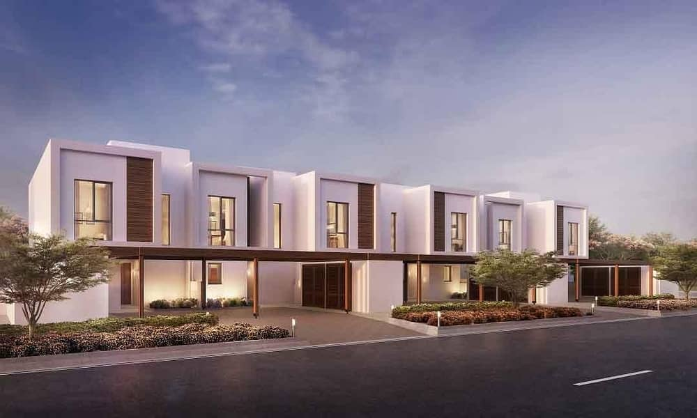2 Hot deal Exclusive 2 BR Townhouse at Alghadeer