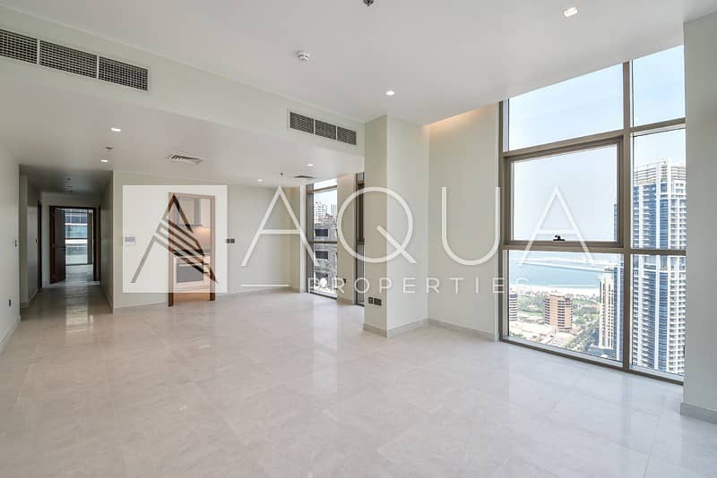 2 Brand New Vacant 2 Bedroom in No.9 Tower