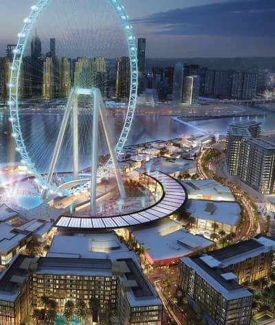 فلیٹ 1 غرفة نوم للبيع في جزيرة بلوواترز، دبي - Splendid Sea Views| Post-Handover Payment