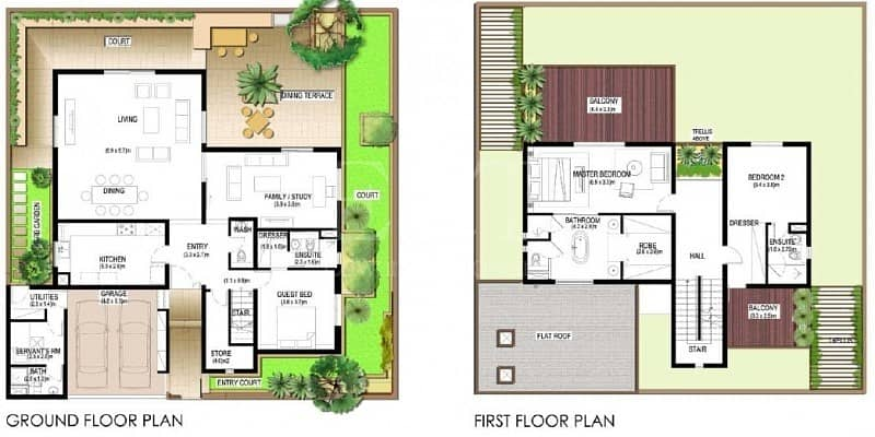 11 Lovely Three Bedroom Villa in the Hemaim Community