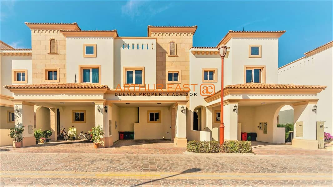 2 Buy a Ready Townhouses in Jumeirah Golf Estate