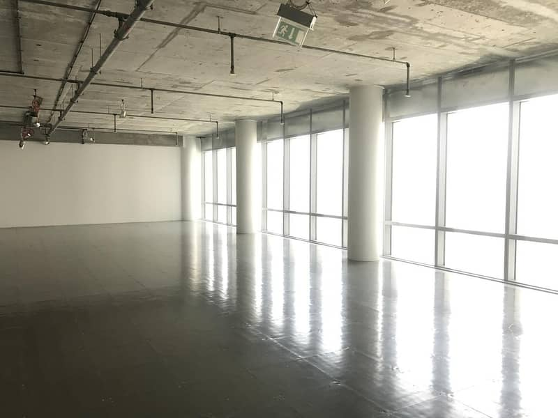 Burj Daman I Grade A Office Space I Partially Fitted