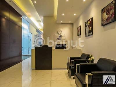 مکتب  للايجار في بر دبي، دبي -  Different Locations In Dubai SZR-Bur Dubai-Karama -Int. City AED 7