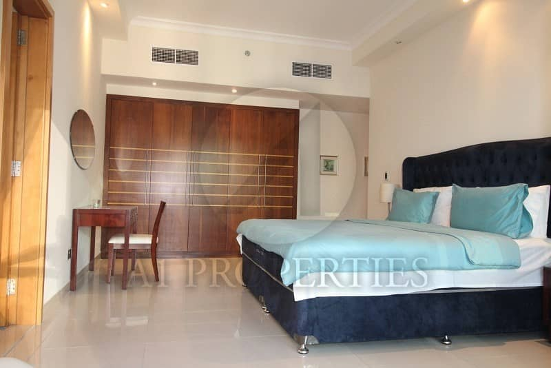 2 Semi Furnished 3BR with Full Marina View
