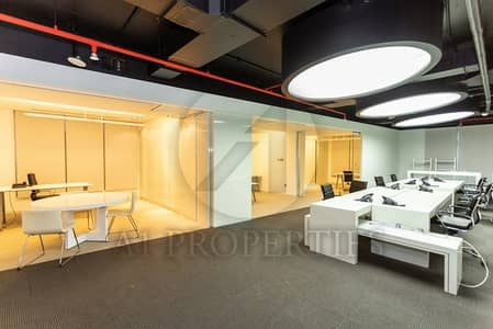 Office for Rent in Barsha Heights (Tecom), Dubai - Fully Fitted and Furnished Office in Tecom