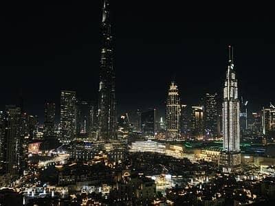 فلیٹ 3 غرفة نوم للبيع في وسط مدينة دبي، دبي - AMAZING DAEL! 3BR South Ridge I Burj Khalifa View