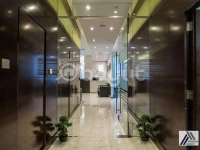 مکتب  للايجار في بر دبي، دبي - Renewal of Trade License for New Business Setup Near Burjuman Metro Station and Luxurious Shopping Mall