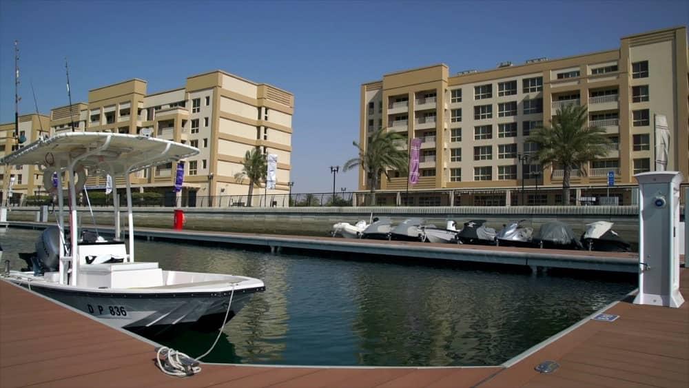 شقة في میناء العرب 23000 درهم - 3474078