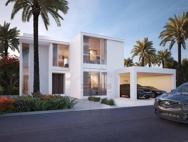 3 Yrs Post-Completion | 3BR Sidra at Dubai Hills