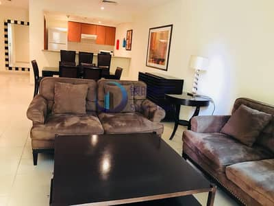 1 Bedroom Flat for Rent in The Greens, Dubai - Fully Furnished One Bedroom in The Greens 65K