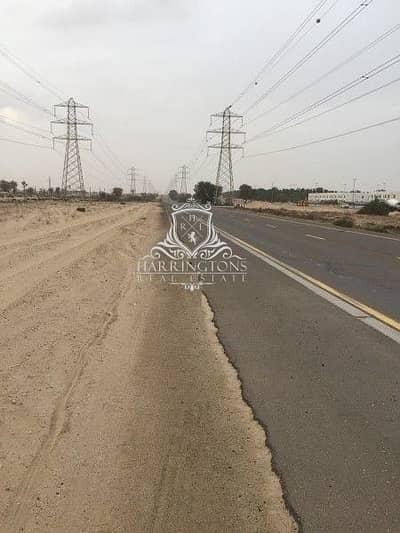ارض سكنية  للبيع في جبل علي، دبي - Best Deal   G+1 Plot Near School   Freehold