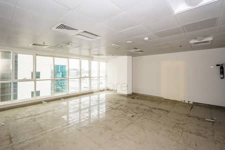 Office for Rent in Al Salam Street, Abu Dhabi - Fitted Office | Mid Floor | Prime Location