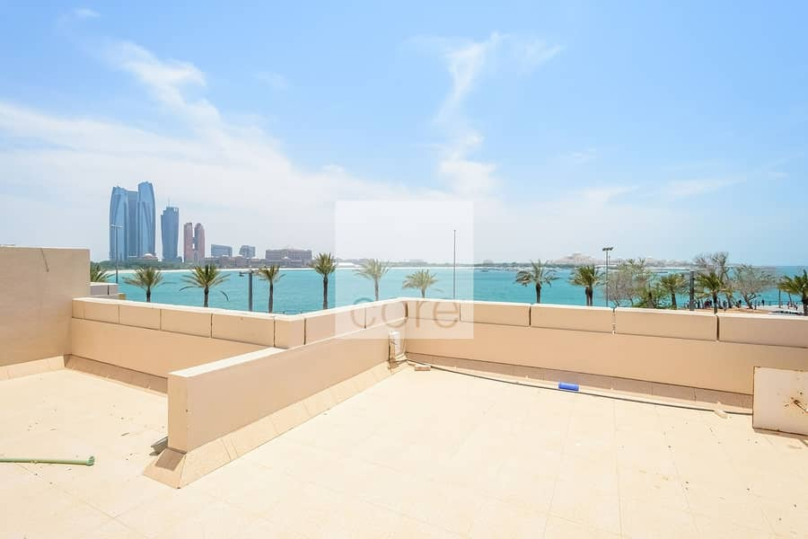 14 Commercial Villa | Full Sea View | Parking