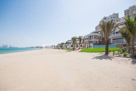 Plot for Sale in Palm Jumeirah, Dubai - G+2 | Signature Villas Plot |600AED per Sqft