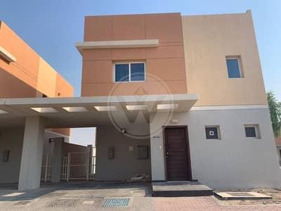 فیلا 3 غرفة نوم للايجار في السمحة، أبوظبي - Brand New Villa|4 cheques|Al Reef 2|Move in now