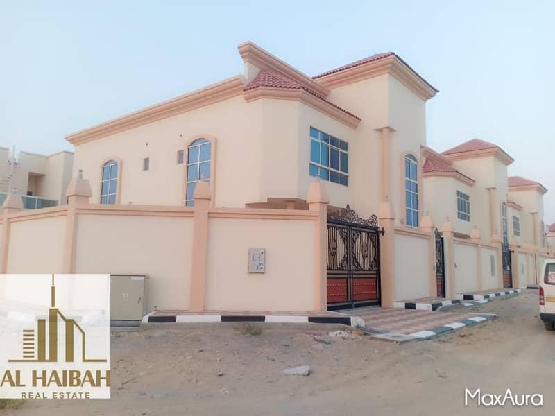 Amazing villa for rent in Ajman