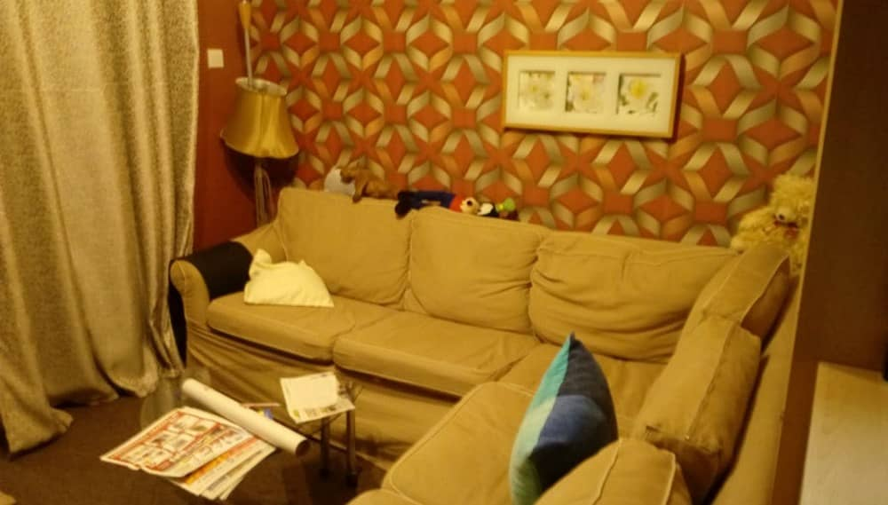 Furnished 1BHK @AED 3000/ month in city Tower