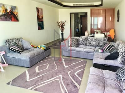 Abeautiful 2 bedroom + maid at corniche.