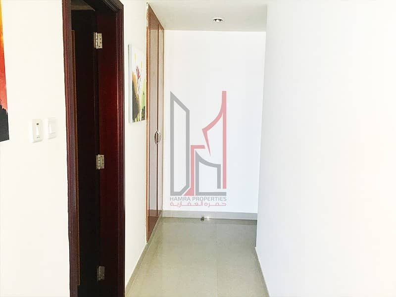 2 Abeautiful 2 bedroom + maid at corniche.
