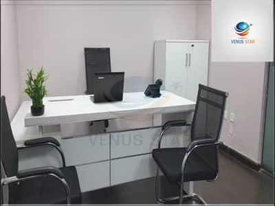 مکتب  للايجار في ديرة، دبي - ZERO Commission Direct Owner For Shearing  Office in Al Rigga (Near Metro)