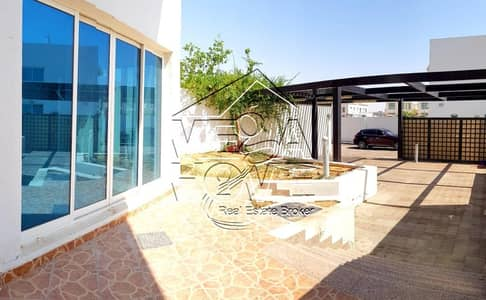 3 Bedroom Villa for Rent in Mohammed Bin Zayed City, Abu Dhabi - Limited Time Offer ! 3M Bed Villa W/ Pool/Driver room And Green Back Yard