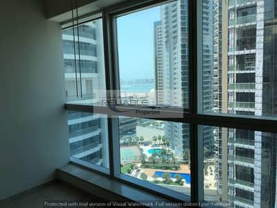 فلیٹ 2 غرفة نوم للايجار في دبي مارينا، دبي - شقة في دوست ريزيدنس دبي مارينا دبي مارينا 2 غرف 95000 درهم - 4135005