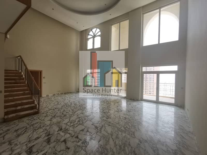 For A Royal  Living   - Huge Penthouse in the palm