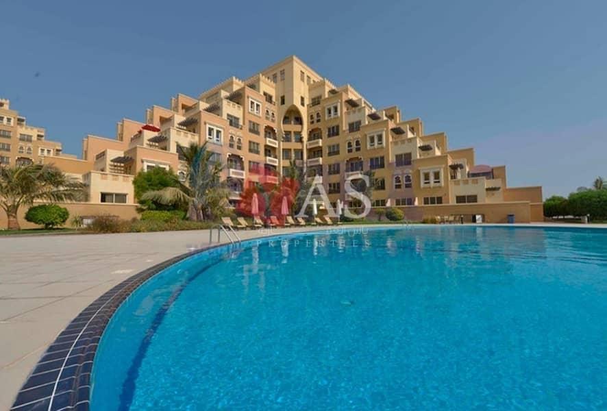 2 Amazing Studio Apart.for Rent in Fayrouz - Al Marjan Island