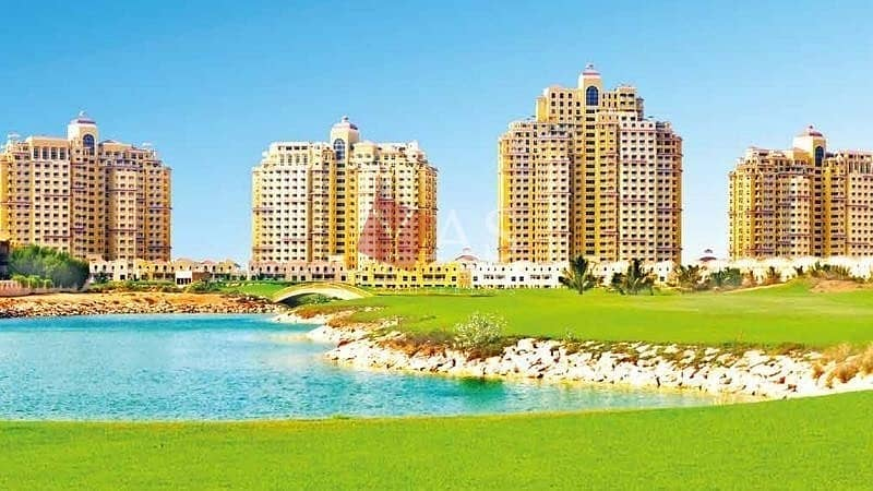 Fantastic Sea View Studio for Sale in Royal Breeze - Al Hamra Village