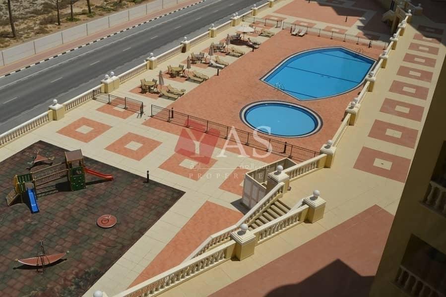 12 Fabulous Sea View 1 Bedr for Rent In Royal Breeze - Al Hamra Village