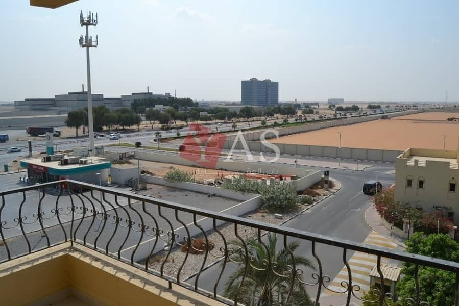 Fabulous Golf View One Bedroom Apartment  For Rent in Golf Apartments - Al Hamra Villag