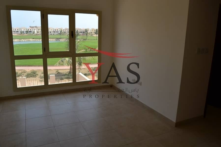 2 Bright and Spacious 3 Bedroom Townhouse  For Sale In Al Hamra Village for Sale.