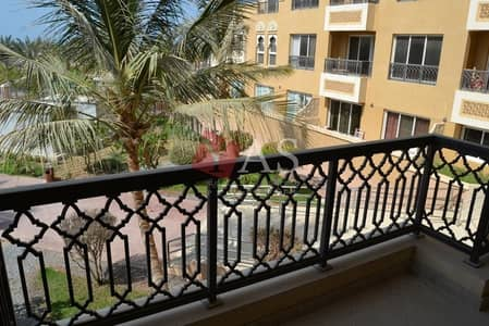 Amazing Sea View One Bedroom Apartment For Sale in Yakout - Al Hamra Village.