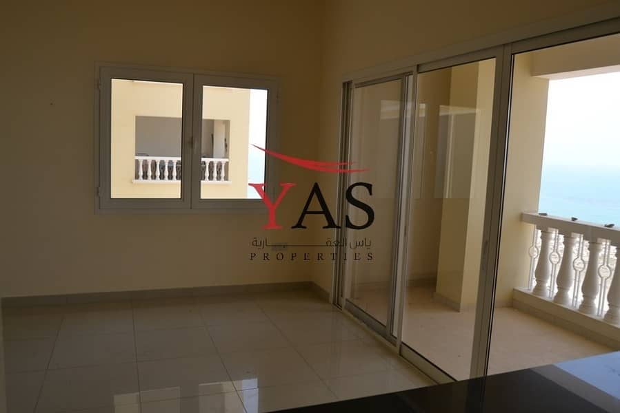 2 Stunning  Sea View 1 Bedr Apartment  for Sale In Royal Breeze - Al Hamra Village