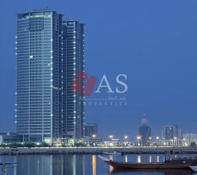 1 Bedroom Apartment for Sale in Dafan Al Nakheel, Ras Al Khaimah - Cozy Sea View one Bedroom for Sale in Julphar Tower - Ras Al Khaimah.