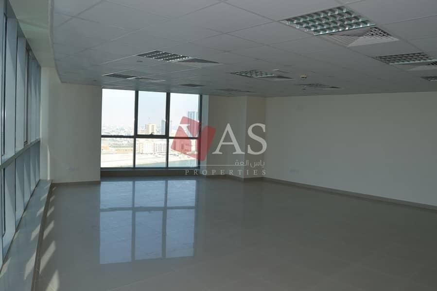 2 Spacious Shell & Core Office Full Floor for Sale in Julphar Tower.