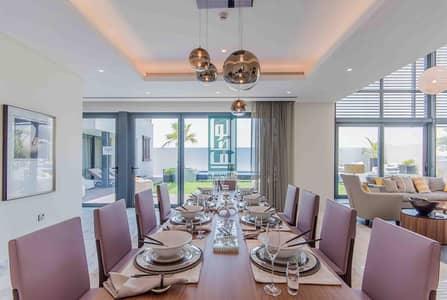 Live the luxury 4 BR  villa on Dubai Canal.