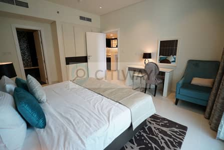 1 Bedroom Hotel Apartment for Rent in Business Bay, Dubai - Spacious Full Canal View 1Bedroom Hotel Apartment