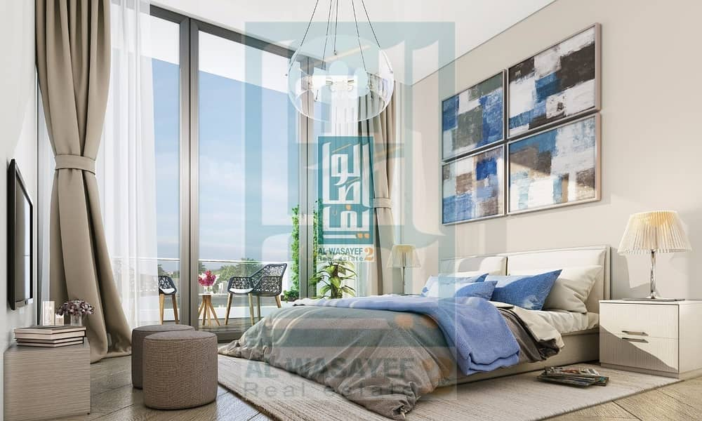 2 4 % Discount Canal View Best Investment in dubai