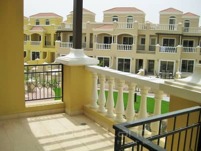 Townhouse in Al Hamra Village with Stunning View