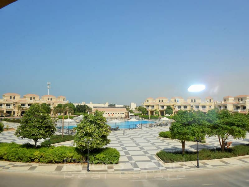 9 Townhouse in Al Hamra Village with Stunning View