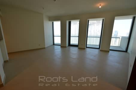 3 Bedroom Flat for Rent in Downtown Dubai, Dubai - Stunning Spacious Layout with Sheikh Zayed Road View