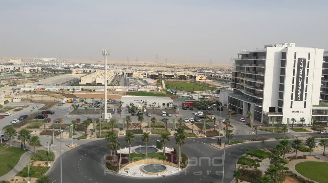 Spacious 1 bed Golf Panorama A in Damac Hills