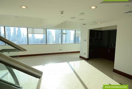 شقة 2 غرفة نوم للايجار في مركز دبي التجاري العالمي، دبي - All Bills included 50% discount on Agency Fee