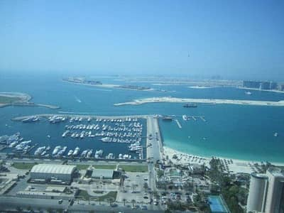 شقة 2 غرفة نوم للبيع في دبي مارينا، دبي - Fully Upgraded Luxurious Unit Full Sea View