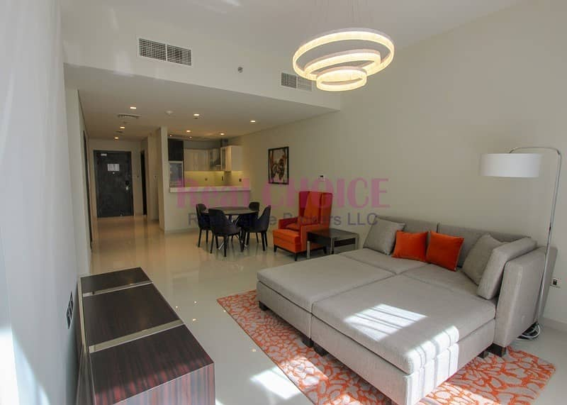 Exclusive Property|Golf and Pool View|Spacious 1BR